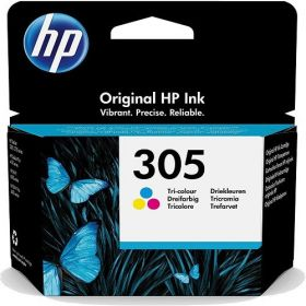 3YM60AE HP 305 TRI-COLOUR INK CARTRIDGE