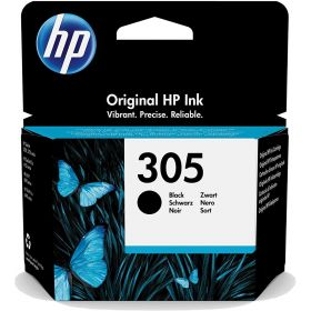 3YM61AE HP 305 BLACK INK CARTRIDGE