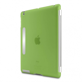 BELKIN IPAD SNAP SHIELD CASE  GREEN