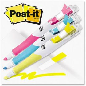 3M POST-IT (R) FLAG BLUE
