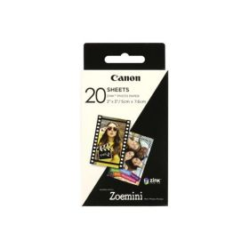 CANON ZOE MINI C ZINC PHOTO PAPER 20 SHEETS