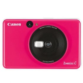 CANON ZOE MINI C BUBBLE GUM PINK - CAMERA / PRINTER