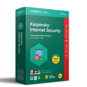 KASPERSKY INTERNET SECURITY - 3 USERS + 1 FREE