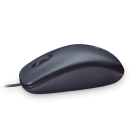 M90 LOGITECH MOUSE GREY
