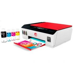 HP SMART TANK 516 WHITE/RED