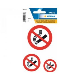 HERMA 5736 VARIO NO SMOKING LABEL