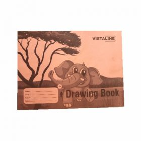 VISTALINE DRAWING BOOK 18L