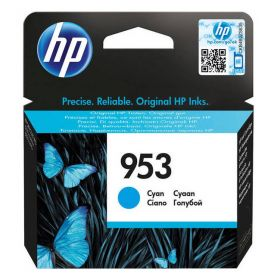 HP 953 CYAN INK CARTRIDGE F6U12AE