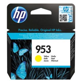 HP 953 YELLOW INK CARTRIDGE F6U14AE