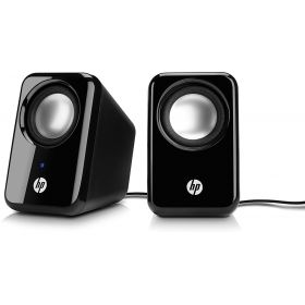 HP MULTIMEDIA 2.0 SPEAKERS BLACK