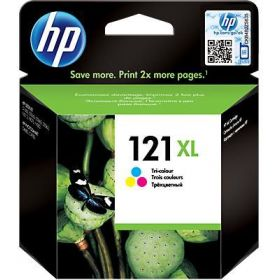 HP 121XL TRI-COLOR INK CARTRIDGE
