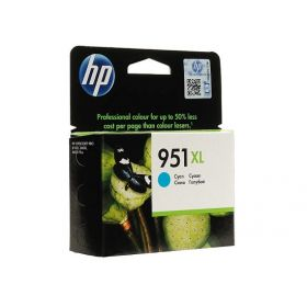 HP 951XL INK CYAN CARTRIDGE
