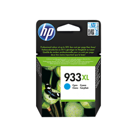 HP 933XL HIGH YIELD INK CARTRIDGE CYAN