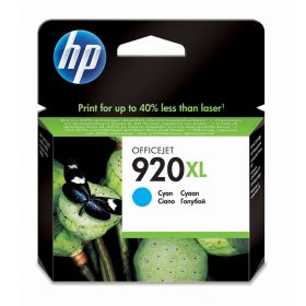HP 920XL INK CARTRIDGE CYAN