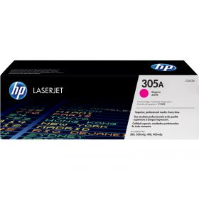 HP 305A LASERJET TONER CARTRIDGE MAGENTA