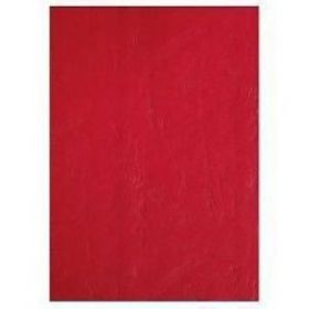 IBIND A4 GRAIN RED COVER 100 SHEETS
