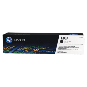 HP 130A TONER CATRIDGE BLACK