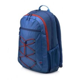 "HP ACTIVE BACKPACK 15.6"" BLUE / RED 1MR61AA"