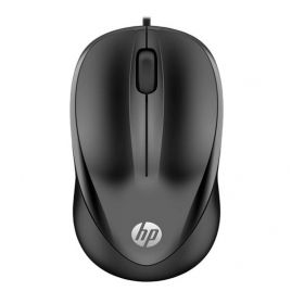 HP 1000 WIRED MOUSE BLACK