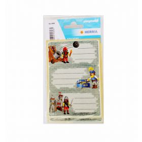 HERMA LICENCE PLAYMOBIL SCHOOL KNIGHT