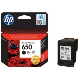 HP 650 INK BLACK