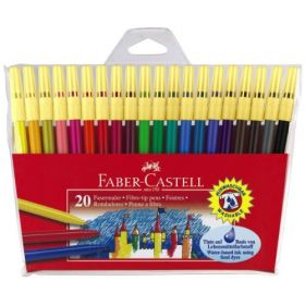 FABER CASTELL WATER SOLUBLE COLOR PENCIL