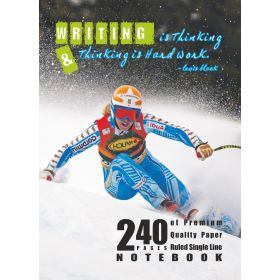 VISTALINE SOFTCOVER BOOK 240S A4
