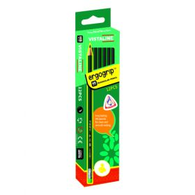 VISTALINE ERGOGRIP TRIANGULAR HB PENCIL