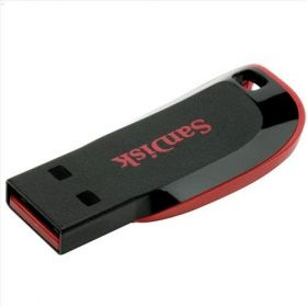 SANDISK CRUZER BLADE 64GB FLASH