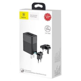 HAVIT HV-UC2026 THREEPORT PLUG