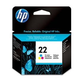 HP 22 TRI-COLOR INK C9352AE