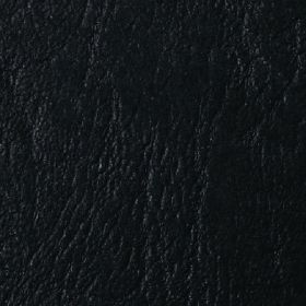 LEATHER GRAIN A4 100 BINDING COVER BLACK