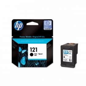 HP 121 INK CARTRIDGE BLACK