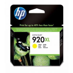 HP 920XL INK CARTRIDGE YELLOW