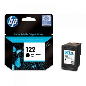 HP 122 INK CARTRIDGE BLACK
