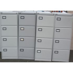 STEEL CABINET 4 DRAWER