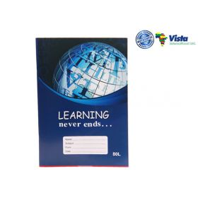 VISTALINE HIGH EDUCATION LONG BOOK 80L