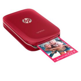 HP SPROCKET 100 PRINTER RED