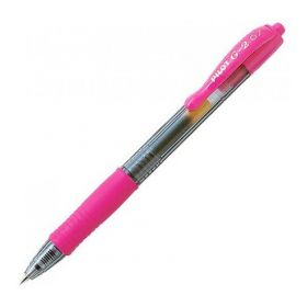 PILOT G2 BALL POINT PEN PINK