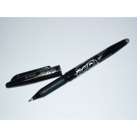 PILOT FRIXION ROLLER BALL BLACK