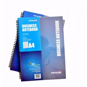 VISTALINE A4 BUSINESS NOTEBOOK