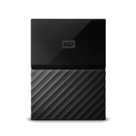 WESTERN DIGITAL MY PASSPORT 2TB EXTERNAL HARD DRIVE